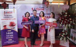 Lễ ra mắt & công bố thương hiệu Saffron Vietfarm - 100% nhụy hoa nghệ tây thật