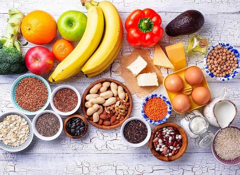 Chế độ dinh dưỡng rất quan trọng đối với người bệnh