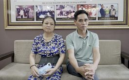 Vợ chồng chú Thích chữa khỏi bệnh tại nhà thuốc Đỗ Minh Đường