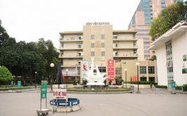 Bệnh viện Bạch Mai là địa chỉ khám chữa suy thận uy tín tại Hà Nội