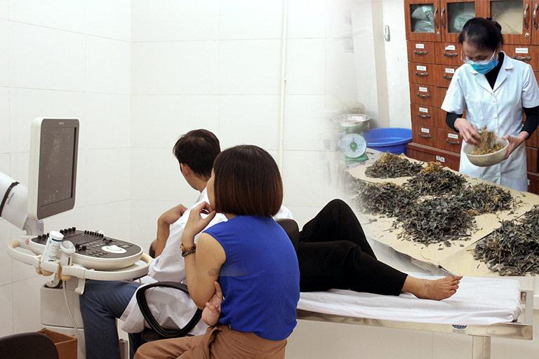 Trung tâm Phụ Khoa Đông y ứng dụng phương pháp Đông y có biện chứng điều trị bệnh