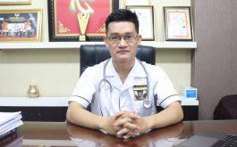 Chân dung bác sĩ Trần Hải Long - Cố vấn chuyên môn CLB Bác sĩ Việt Nam