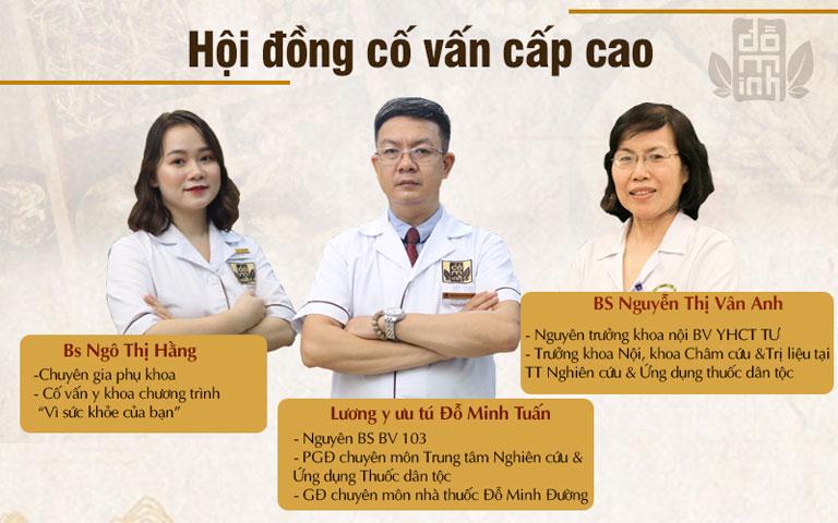 Hội đồng nghiên cứu phục dựng bài thuốc Phụ Khang Đỗ Minh