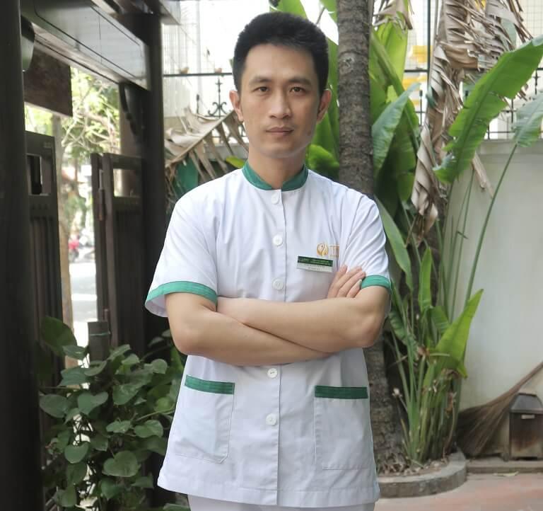 KTV Đào Xuân Thành - Kỹ thuật viên trưởng tại TT Đông phương Y pháp