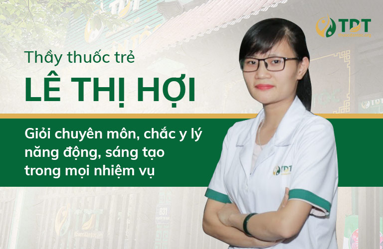 Lương y, thầy thuốc Lê Thị Hợi có nhiều đóng góp cho sự phát triển chung của câu lạc bộ