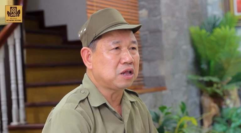 Chú Bình điều trị sỏi thành công tại nhà thuốc Đỗ Minh Đường