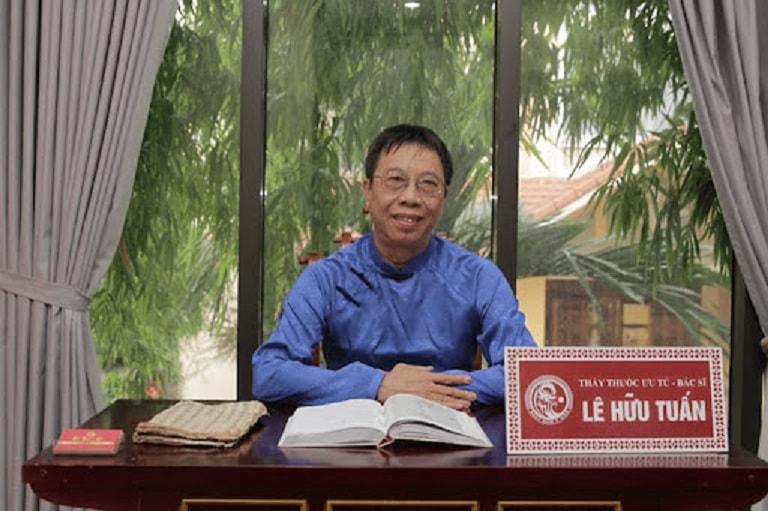 TTƯT – BS CKII Lê Hữu Tuấn - cố vấn chuyên môn tại Nhất Nam Y Viện