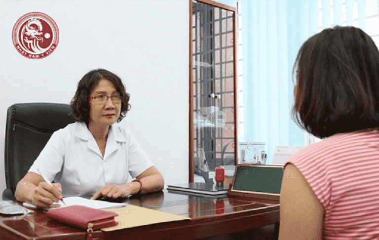 Thạc sĩ – Bác sĩ Nguyễn Thị Tuyết Lan - cố vấn chuyên môn tại Nhất Nam Y Viện