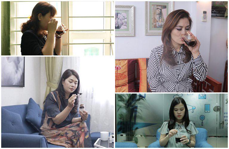 Bài thuốc tai mũi họng đỗ minh đường dễ sử dụng nên đa số bệnh nhân đều hài lòng
