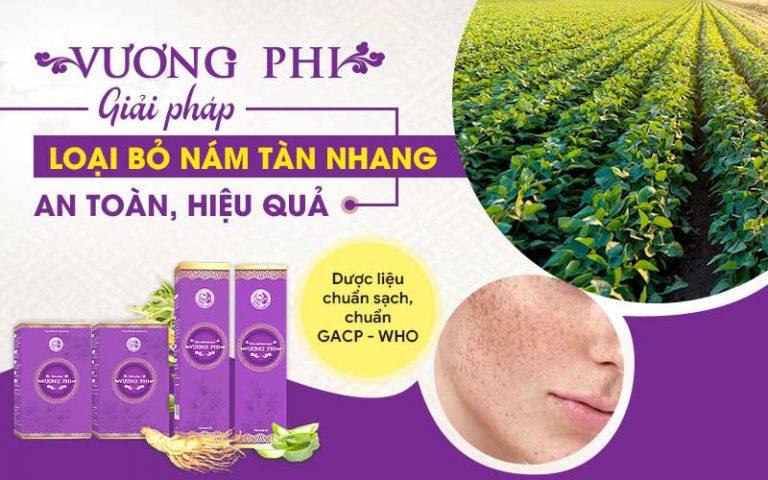 Trung tâm Da liễu Đông y Việt Nam luôn ưu tiên phát triển dược liệu sạch