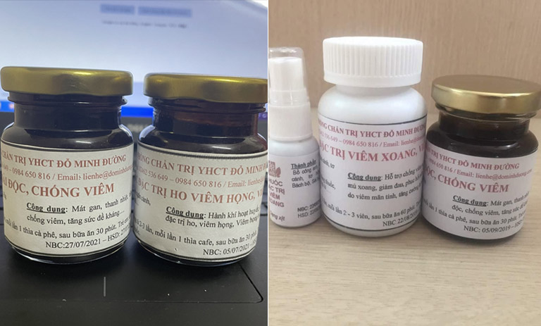 2 bài thuốc nam đặc trị bệnh viêm họng, viêm amidan của nhà thuốc Đỗ Minh Đường